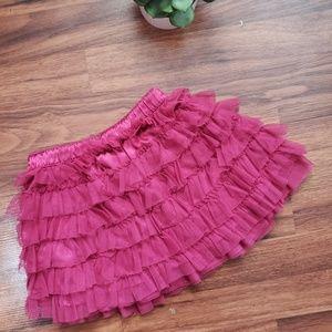 Baby Gap Plum Tutu Skirt 2T 5/$10
